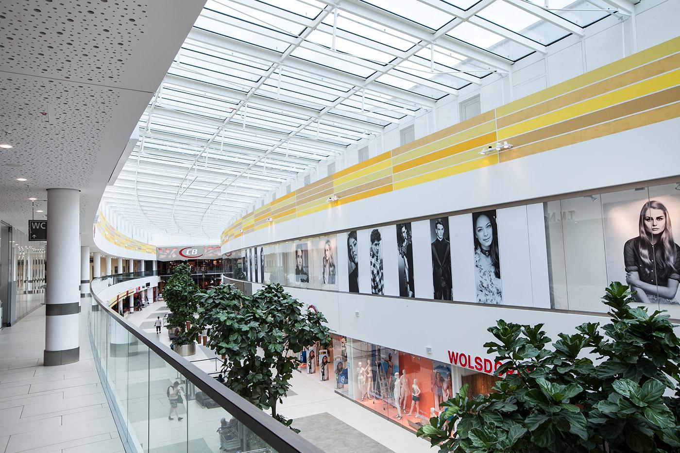 A2 Center - Referenzen - Beck Trockenbau GmbH