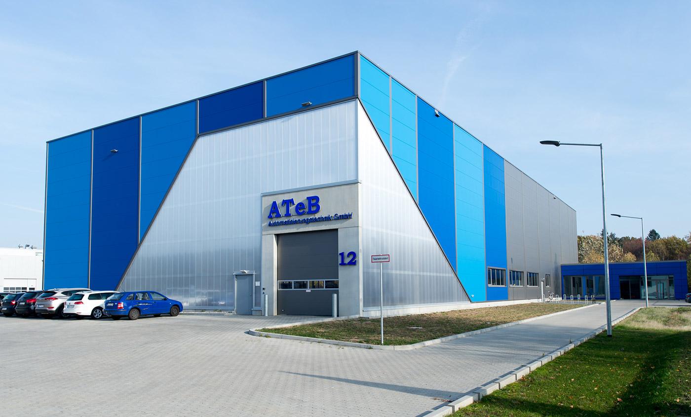 ATeB - Referenzen - Beck Trockenbau GmbH