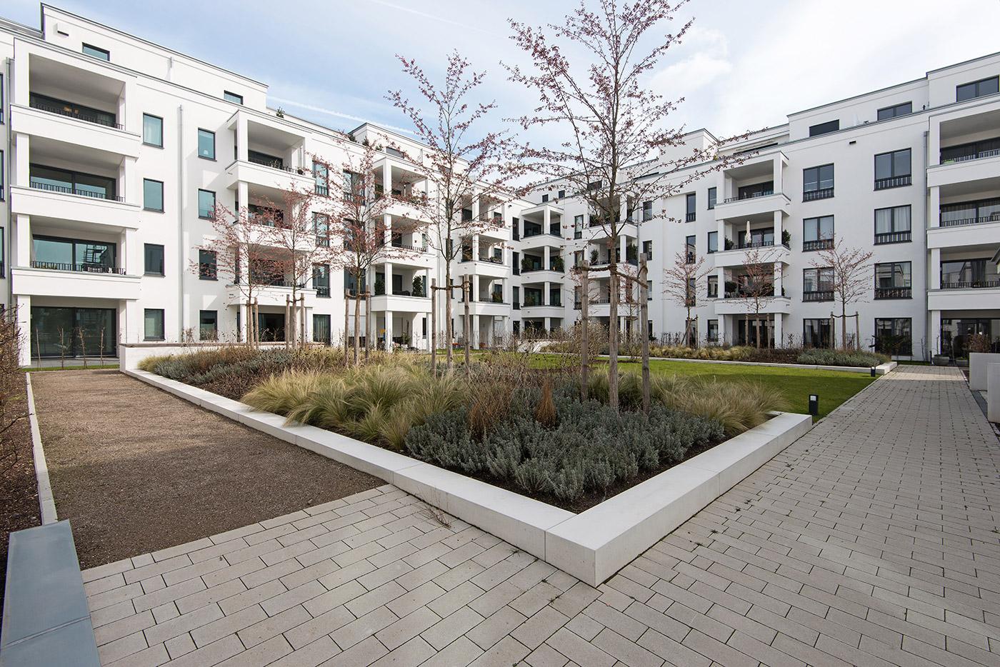 Belsenpark - Referenzen - Beck Trockenbau GmbH