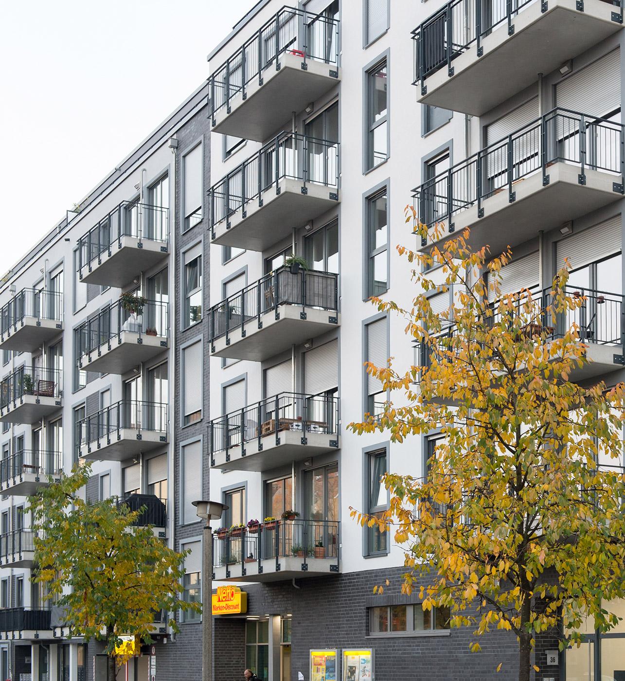 Corinth Str. - Referenzen - Beck Trockenbau GmbH
