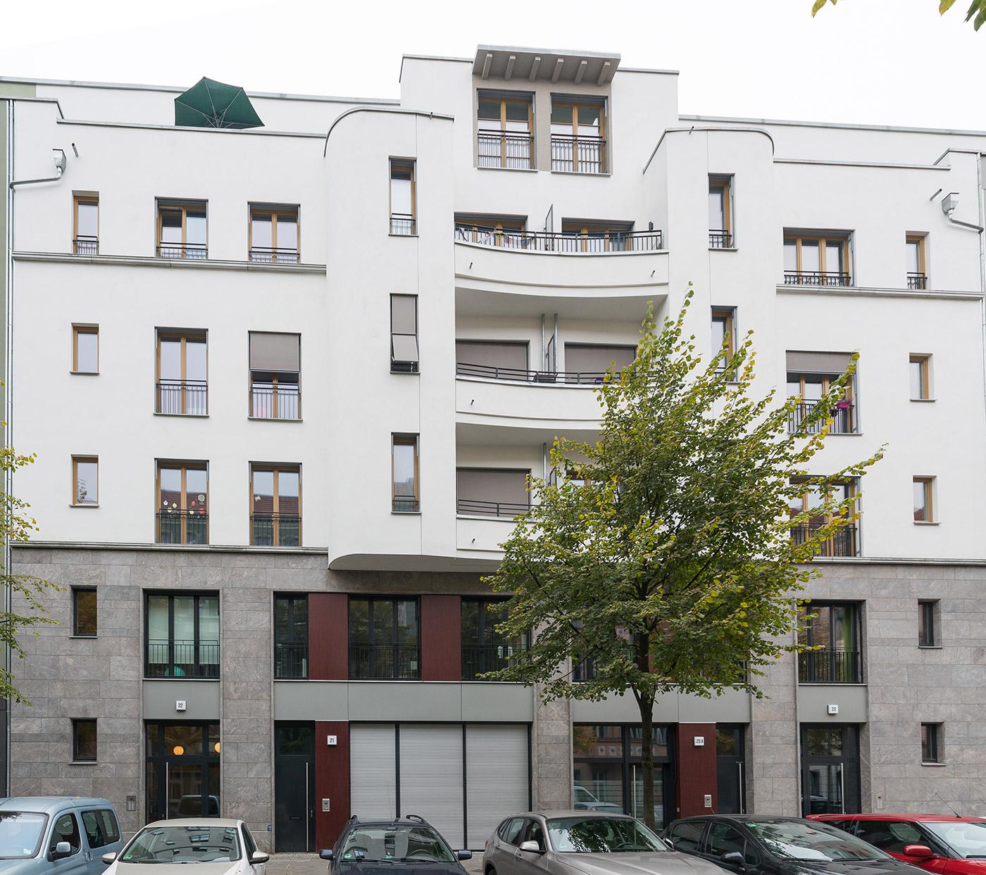 Dolziger Str. - Referenzen - Beck Trockenbau GmbH