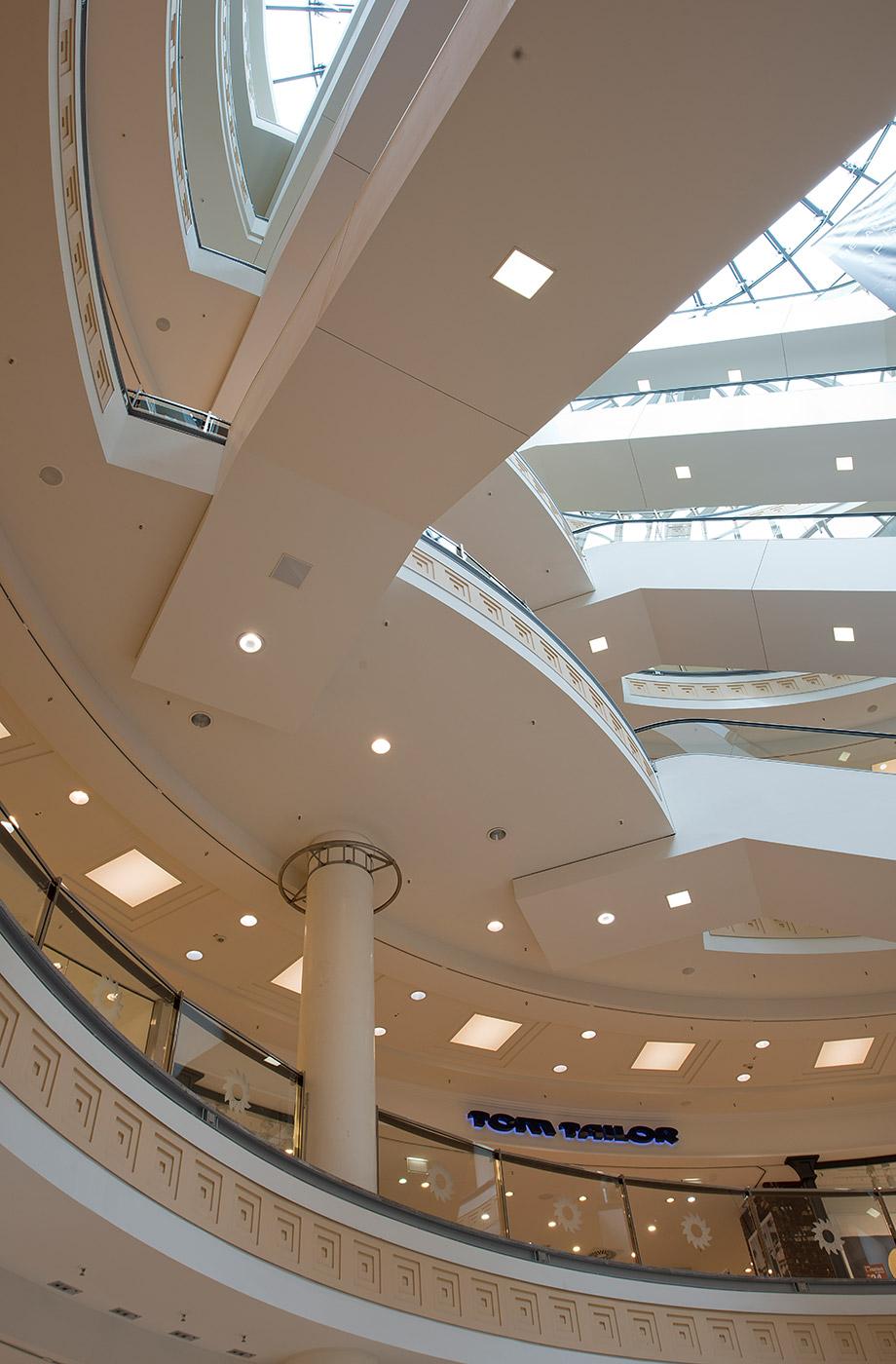 Einkaufszentrum Limbecker Platz - Referenzen - Beck Trockenbau GmbH