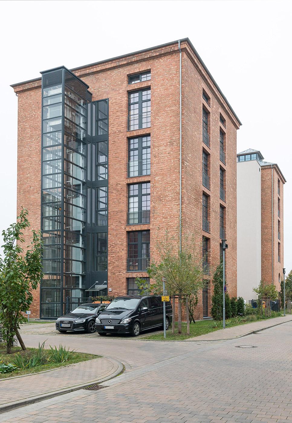 Glanzfilmfabrik - Referenzen - Beck Trockenbau GmbH