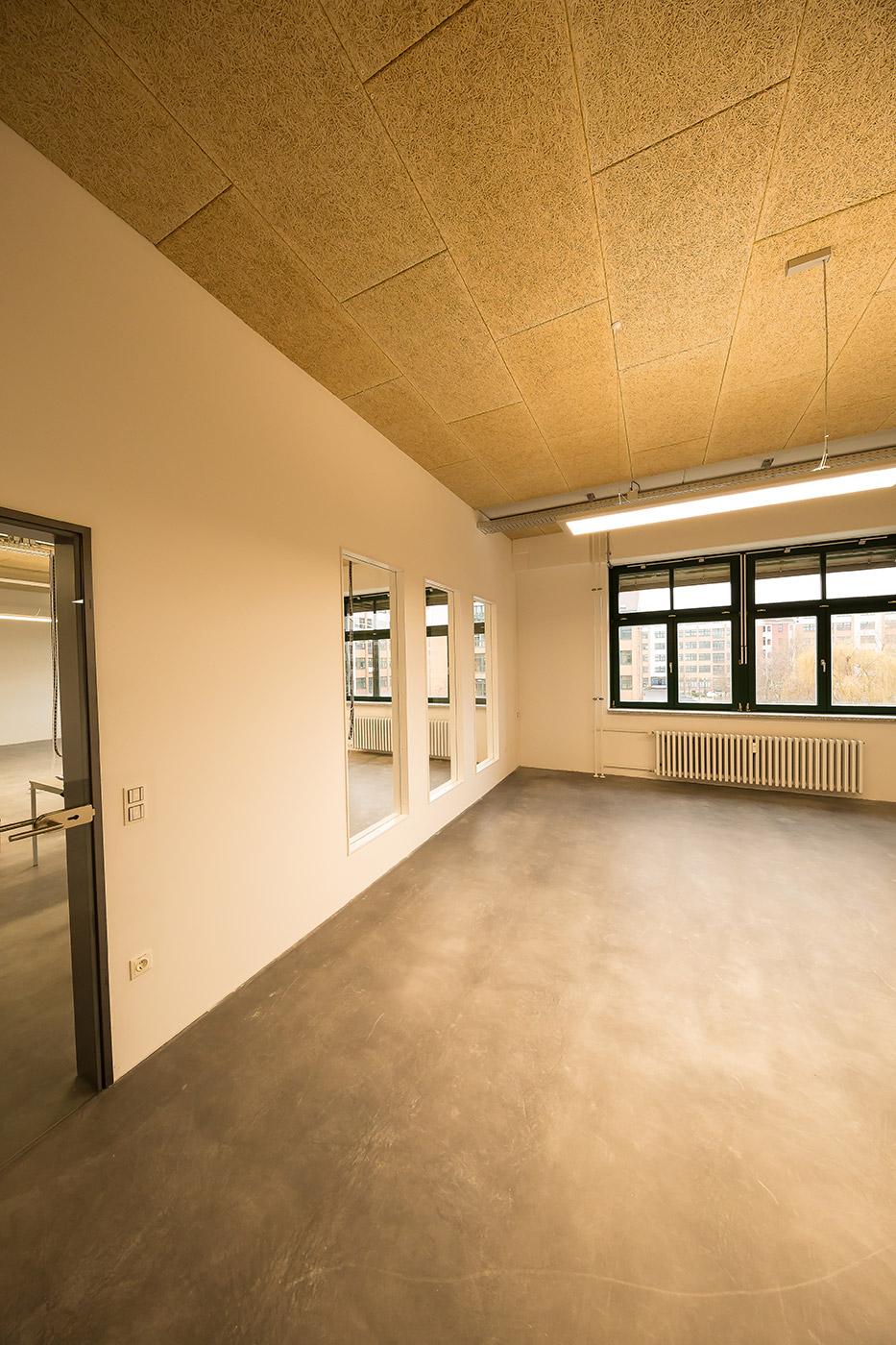 IC Wolfener Str. - Referenzen - Beck Trockenbau GmbH