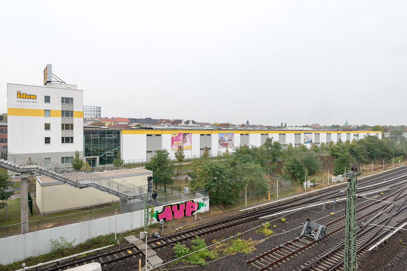 Iden Südkreuz - Referenzen - Beck Trockenbau GmbH