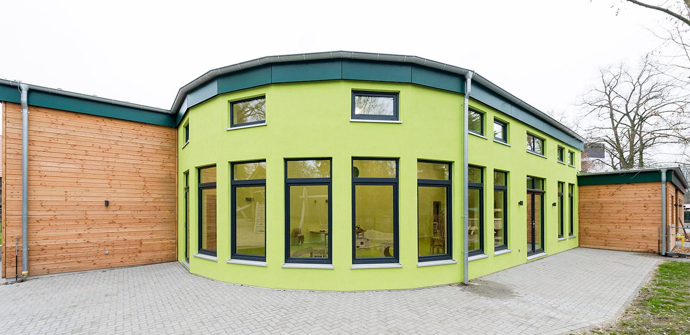 Kita Hoppegarten - Referenzen - Beck Trockenbau GmbH