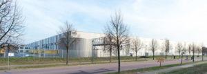 Logistik VGP - Referenzen - Beck Trockenbau GmbH