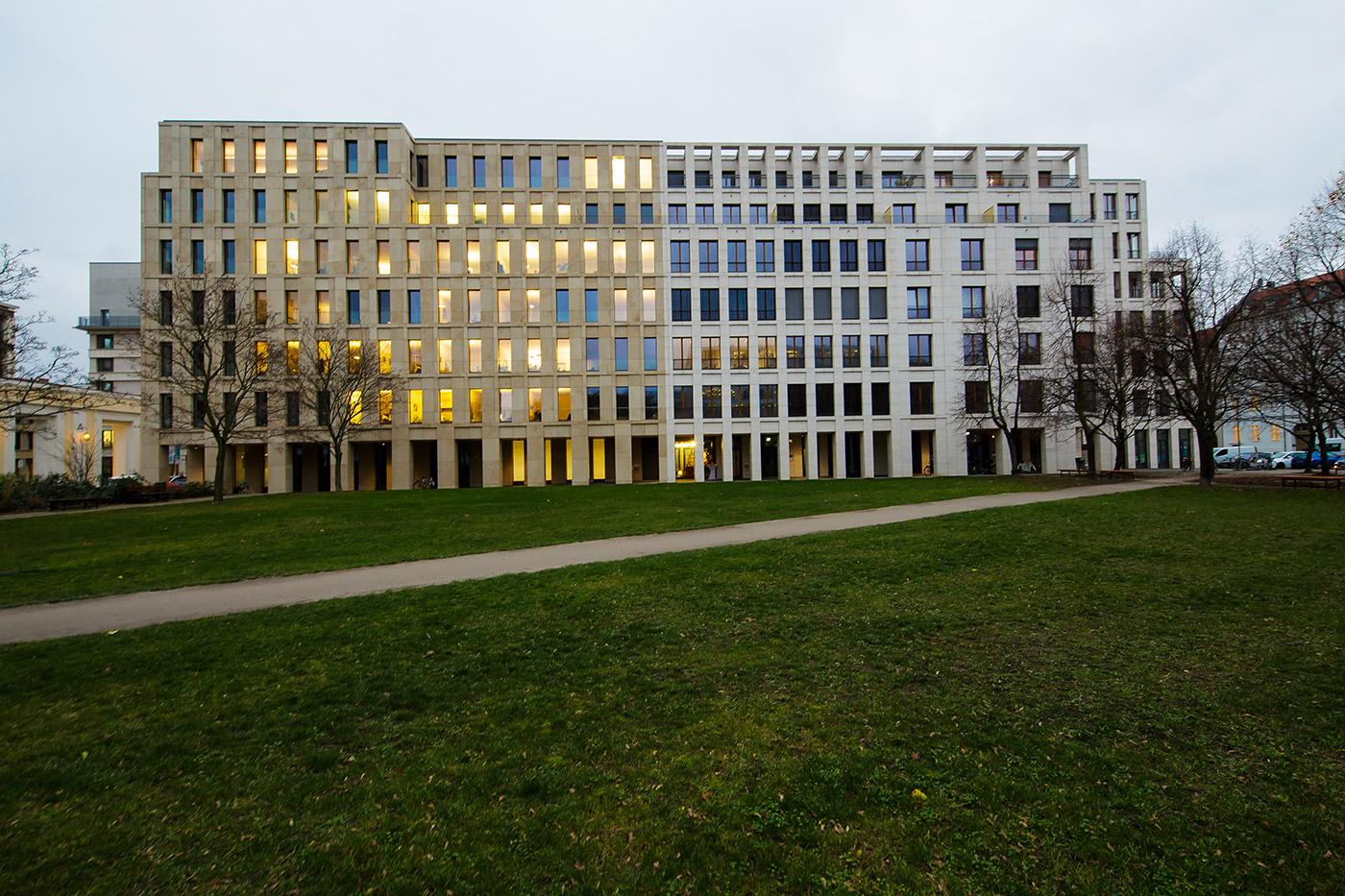 Palais am Deutschen Theater - Referenzen - Beck Trockenbau GmbH