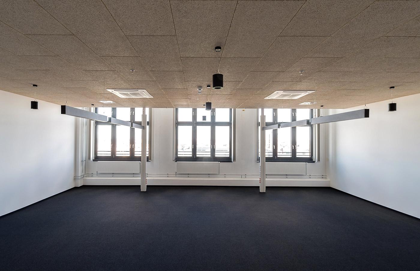Sky-Dock am Borsigturm 100 - Referenzen - Beck Trockenbau GmbH