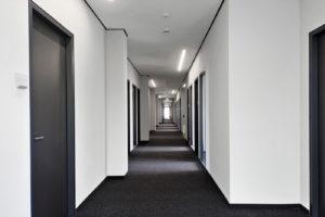 Square Tower Parc V Bonn - Referenzen - Beck Trockenbau GmbH