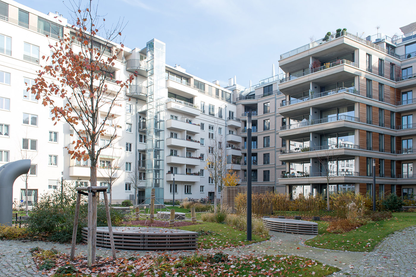 Straßburger Str. - Referenzen - Beck Trockenbau GmbH