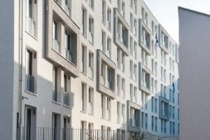 Studentenwohnheim - Referenzen - Beck Trockenbau GmbH