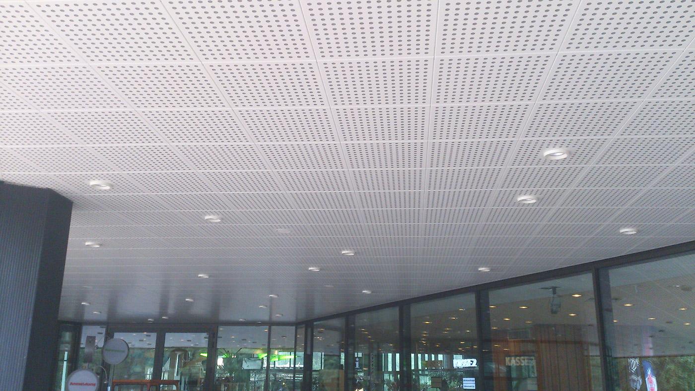FEZ Wuhlheide - Referenzen - Beck Trockenbau GmbH
